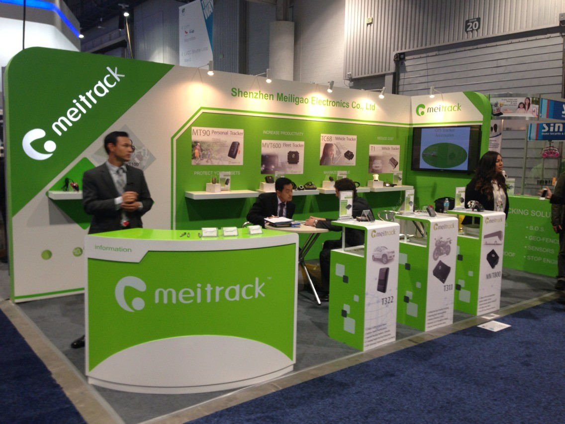 CES demo 2014_Meitrack