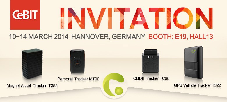 invitation CEBIT 2014